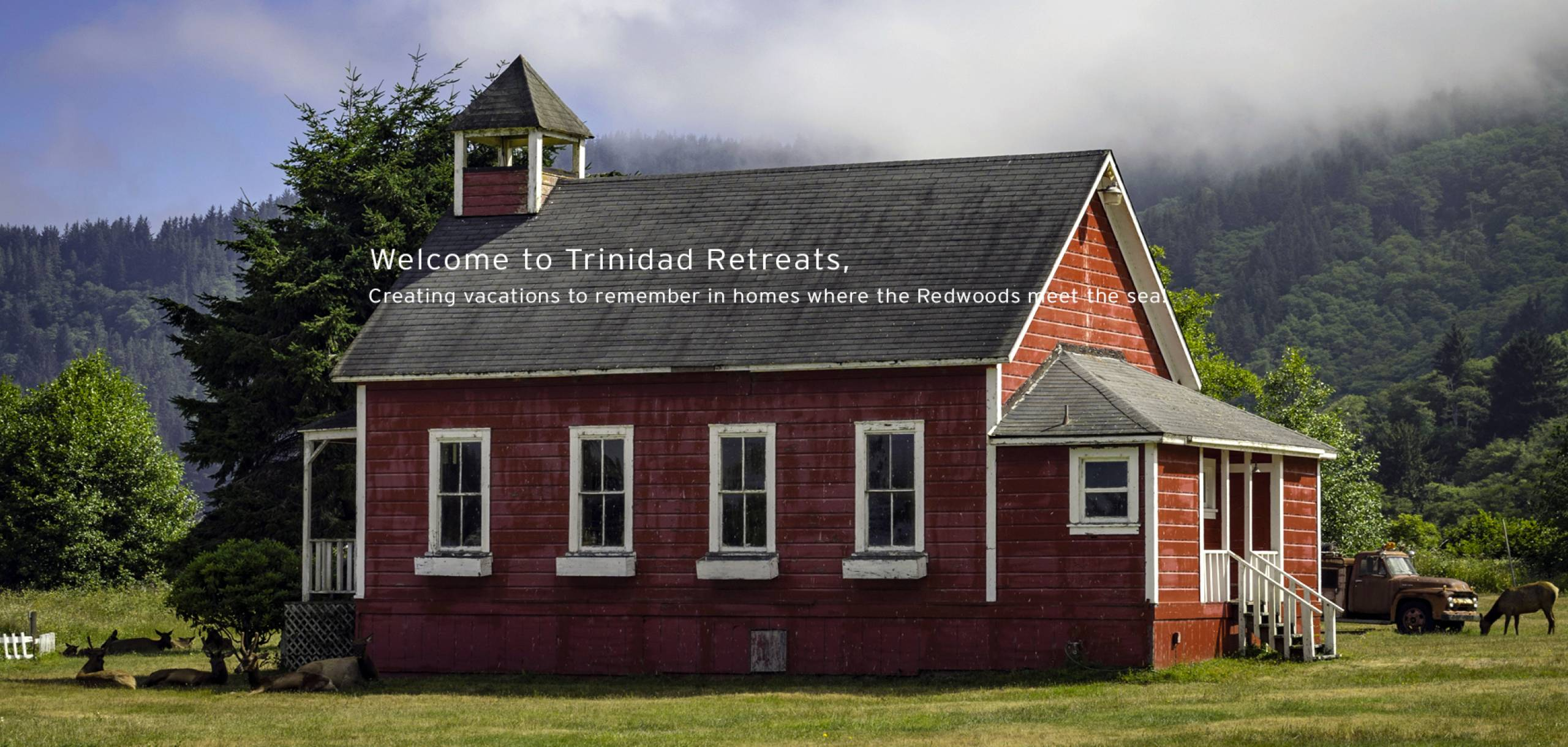 Fabulous Trinidad Retreats Vacation Rentals On The Redwood Coast Download Free Architecture Designs Sospemadebymaigaardcom